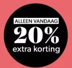 [UPDATE] SALE: mode 20% EXTRA korting (dames + kids) @ Wehkamp
