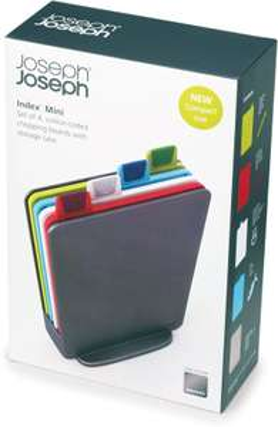 Joseph & Joseph mini snijplankenset e.a. @ blokker