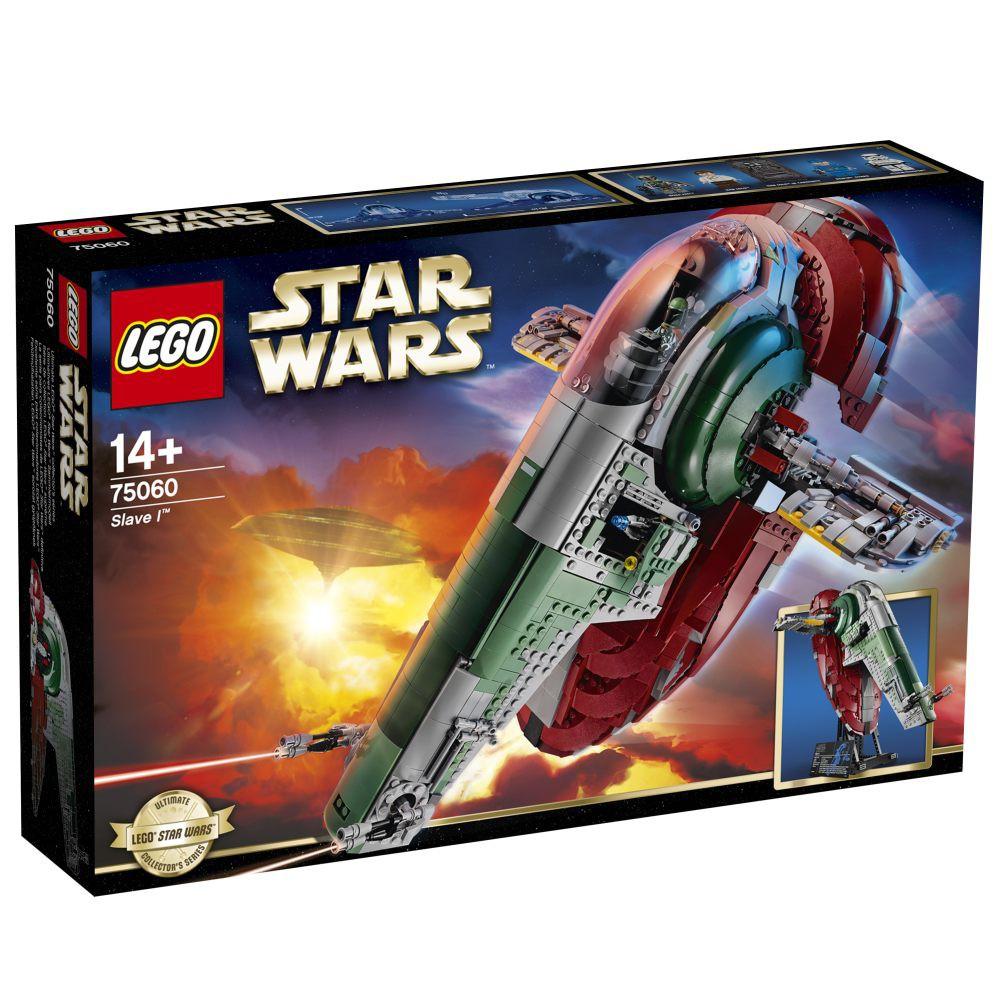 LEGO Star Wars Slave (75060) @ fun.be