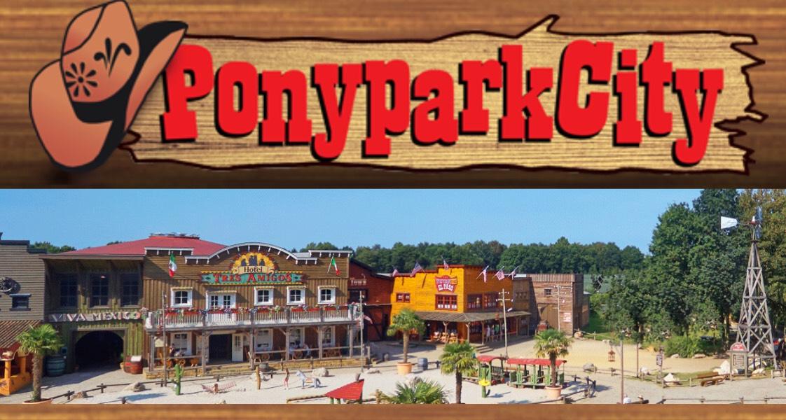 Ponyparkcity 70 euro korting (weekendactie)