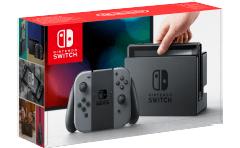 [Grensdeal] Nintendo Switch 32GB - Grijs of Neon Rood/Blauw