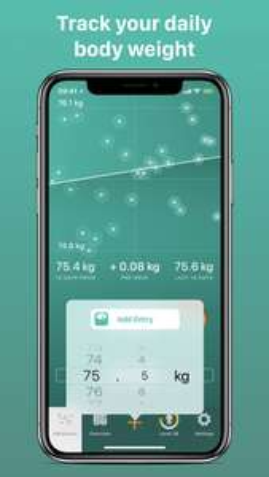 Gratis in-app aankoop Scelta Pro – Monitor Your Weight  @ App Store (normaal €2,29)