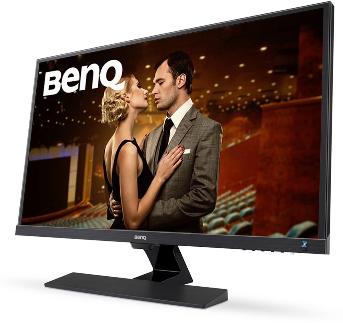 Benq EW3270ZL - Quad HD AMVA Monitor voor €299 @ Coolblue
