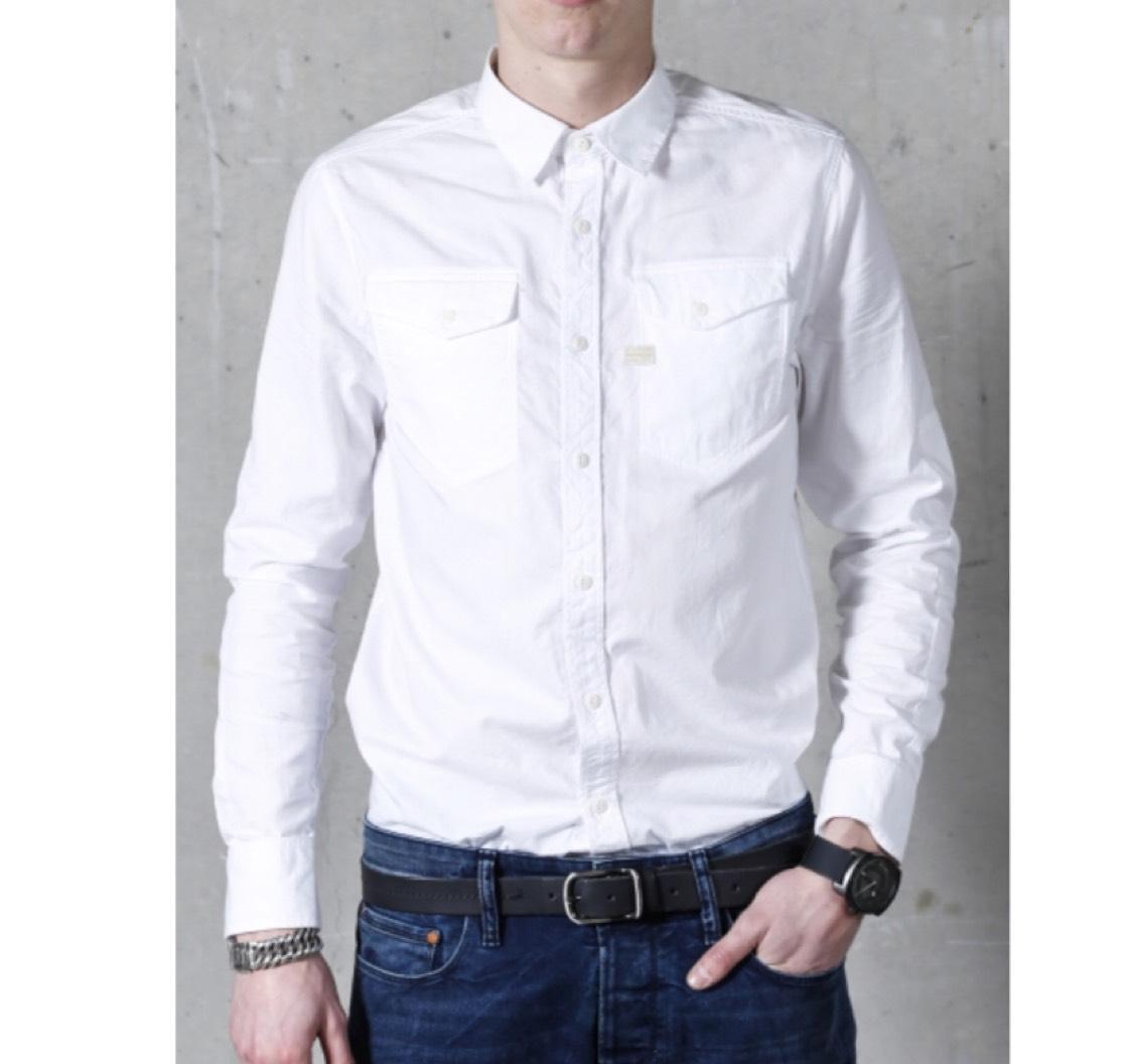 G-star shirt alleen maat XL nog leverbaar