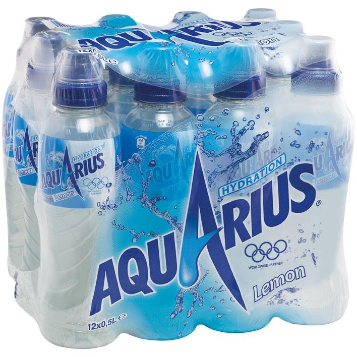 Verschillende Aquarius 12 pack 50% korting alleen bij AH XL @Albert Heijn