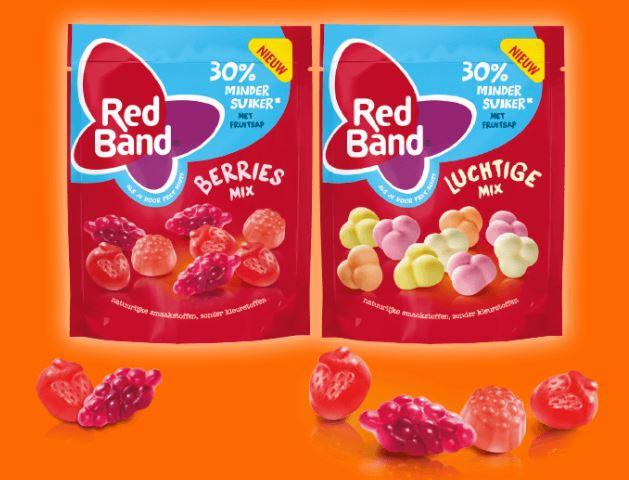 Probeer Red Band 30% minder suiker voor € 0,99 gekocht bij Jumbo @ Red Band