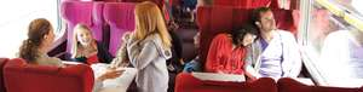 Thalys: Amsterdam - Parijs