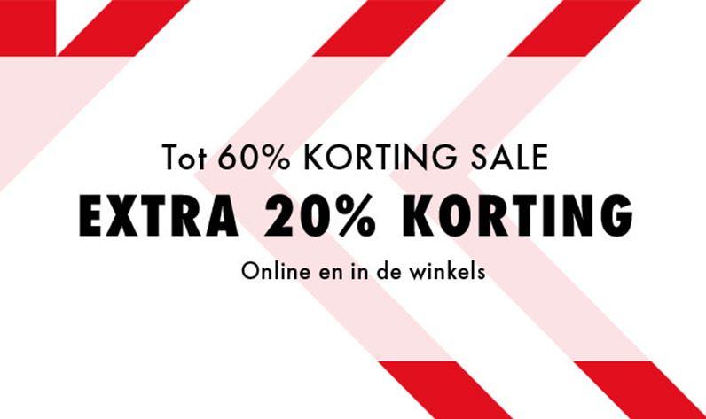 SALE: tot 60% korting + 20% extra @ Karen Millen