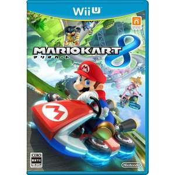 Mario Kart 8 (Wii U) voor € 36,15 @ TheHut