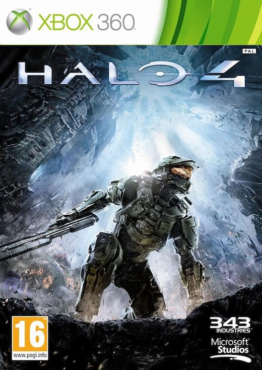 Halo 4 (Xbox 360) voor €2,- @ Mycom