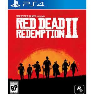 Red Dead Redemption II PS4/Xbox One 44 euro