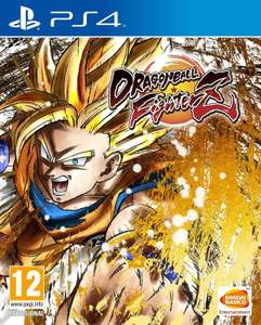 Dragon ball Fighter Z voor ps4 of xbox one 44 euro @YGZ