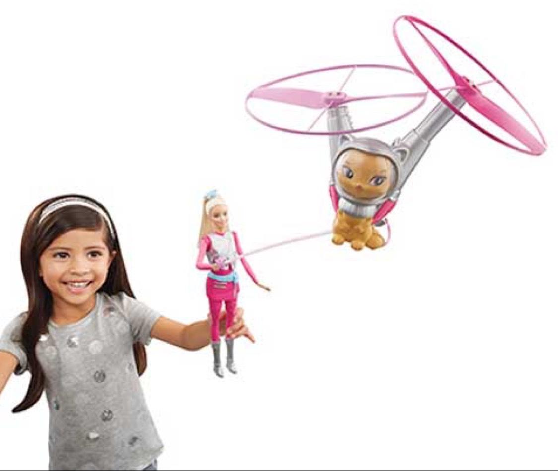 Barbie - Star Light Adventure: Barbie en haar vliegende kat
