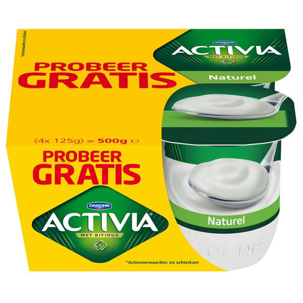 Probeer Gratis Activia @ qnippos