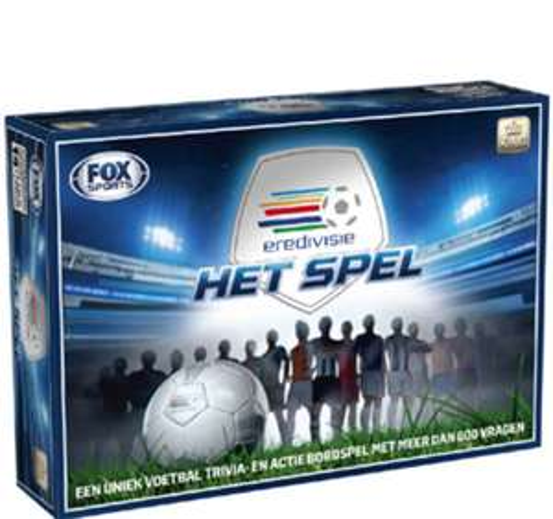Fox Sport Eredivisie voetbalspel voor €1,98 (elders vanaf €17,99)