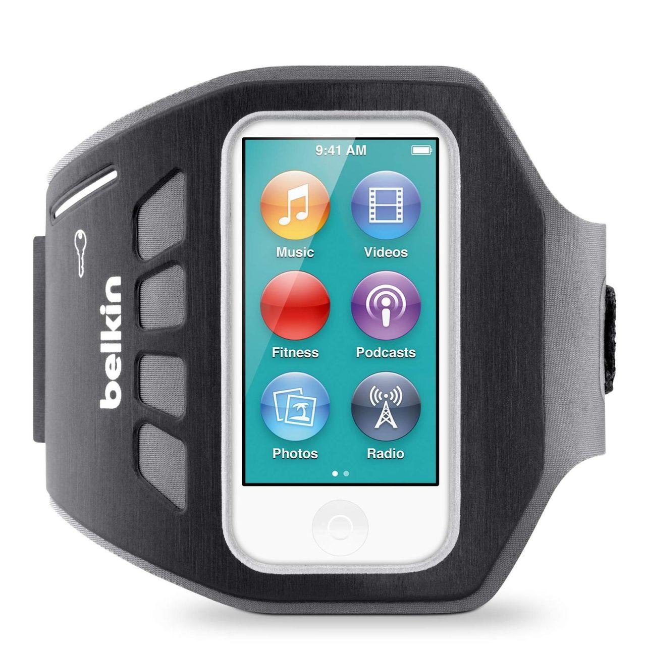 BELKIN Ease-Fit Plus-armband voor iPod nano voor €2,- @ Dixons