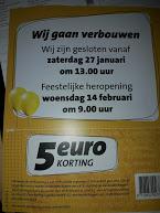 [Utrecht] 5 euro korting vanaf 25 euro aan boodschappen @jumbo.com