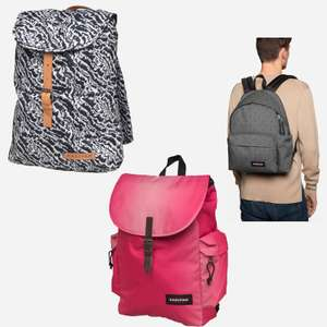 Diverse Eastpak tassen tot 75% korting @ MandM Direct