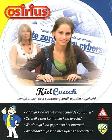 Osirius KidCoach volledig pakket voor €1,- @ Mycom en Dixons