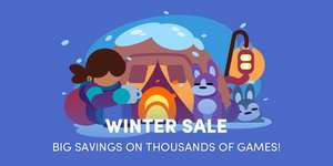 The Humble Bundle Store Winter Sale