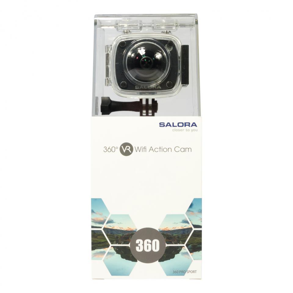 Salora Prosport 360 graden actioncam
