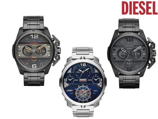 Diesel Ironside Horloge