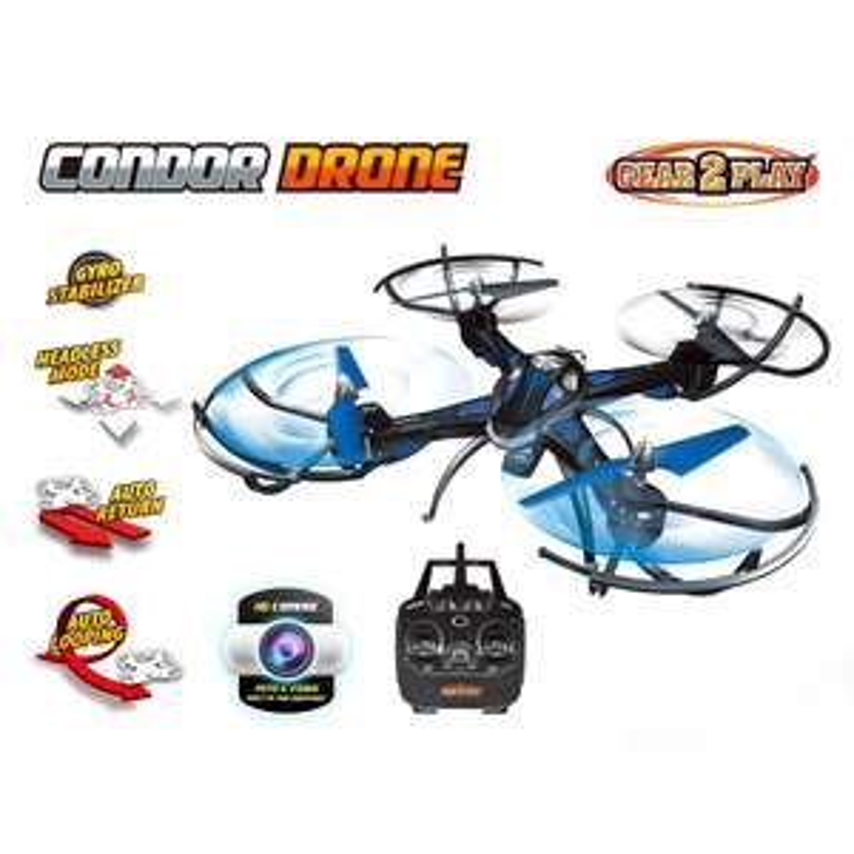 Gear2play Condor drone € 12 @ Blokker