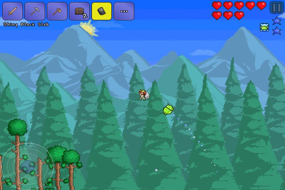 Terraria game voor € 1,48 @ Google Play