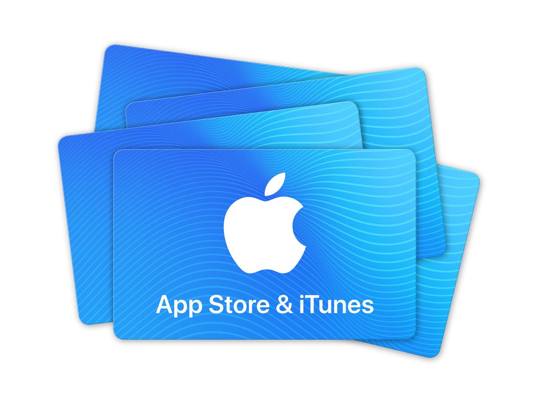 10% extra tegoed bij iTunes kaarten