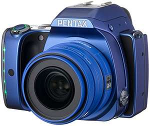 Pentax K-S1 Kit 35 mm voor €375,29 @ Amazon.fr