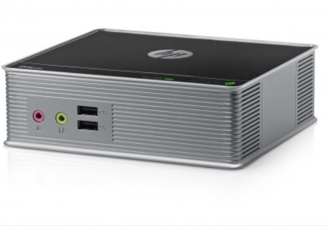 HP T310 ZERO ThinClient aanbieding