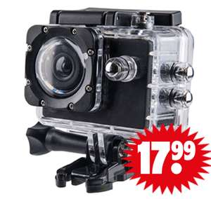 Action pro 1080P ultra HD camera @dirk