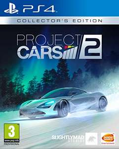 Project Cars 2 Collector's Edition (PS4) voor €50,64 @ Amazon.co.uk