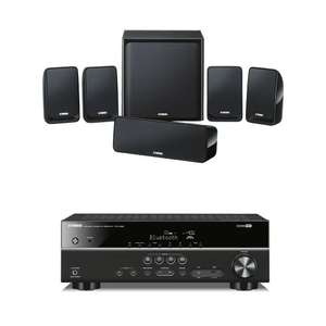 Yamaha YHT-2940 Home cinema set voor €316,38 @ Amazon.it