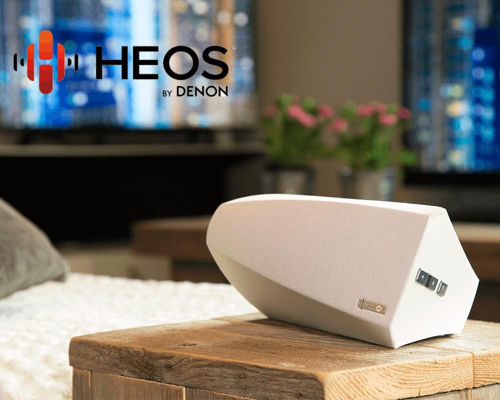 Denon HEOS 3 HS2 €279 [HEOS-lijn aanbiedingen]