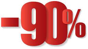 Alle sale - dames / heren / kids - 90% korting @ Maison Lab