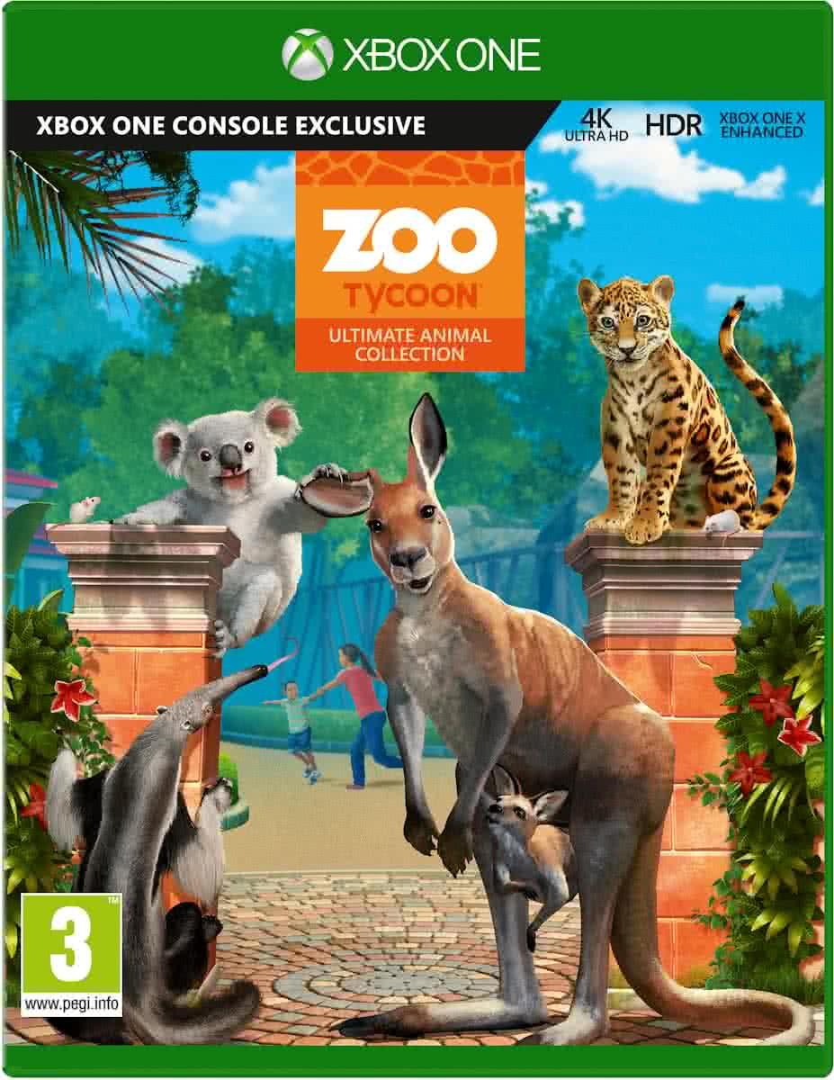 Zoo Tycoon: Ultimate Animal Collection voor €12 @ Microsoft Frankrijk