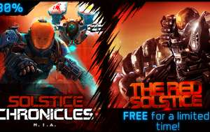 THE RED SOLSTICE Gratis (Steam Key)