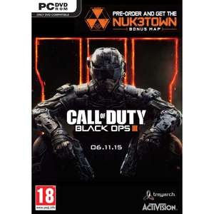 Call of Duty Black Ops 3 PC voor €4,98 @ Bart Smit