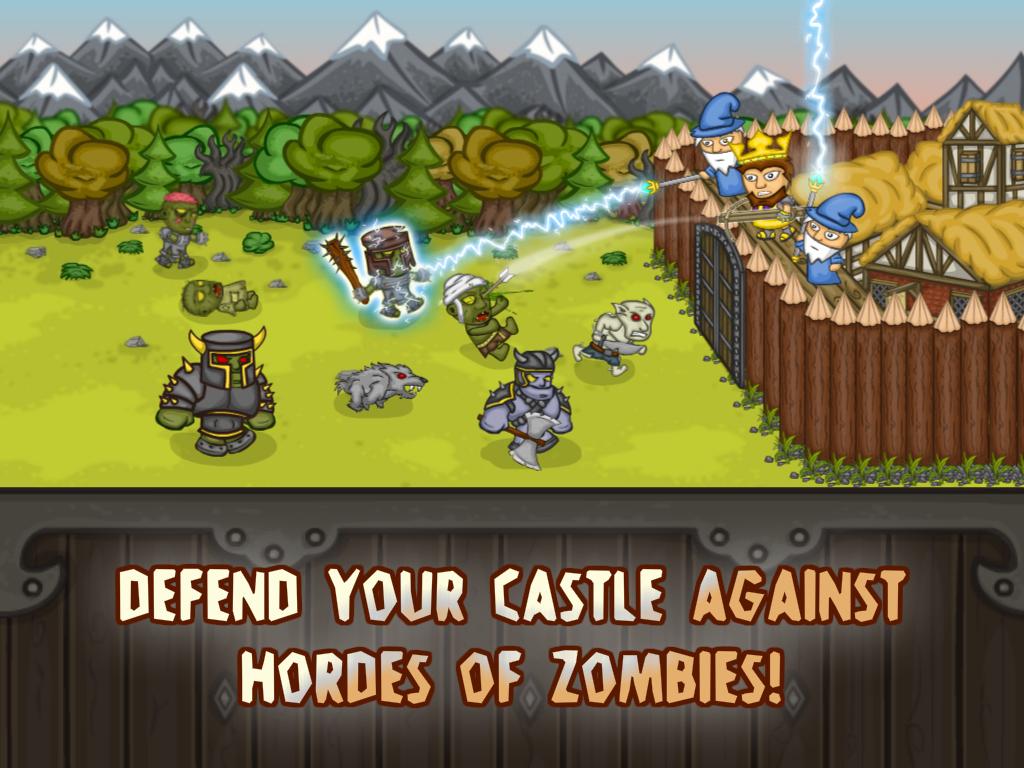 King of Math Defense van 2,49 gratis @Google Playstore