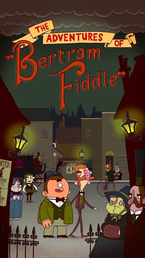 Bertram Fiddle: Episode 1 van 0,99 nu gratis @Google Playstore