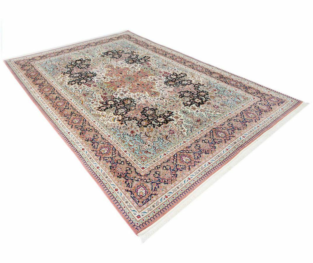 Handgeknoopt oriëntaals karpet Tabris van €63.999,99 -> €31.660! :D @Otto