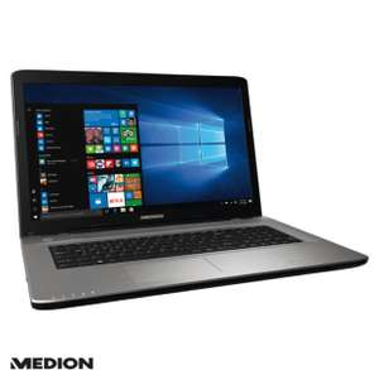 "Medion Laptop 17.3"" (128GB SSD / 1 TB )"
