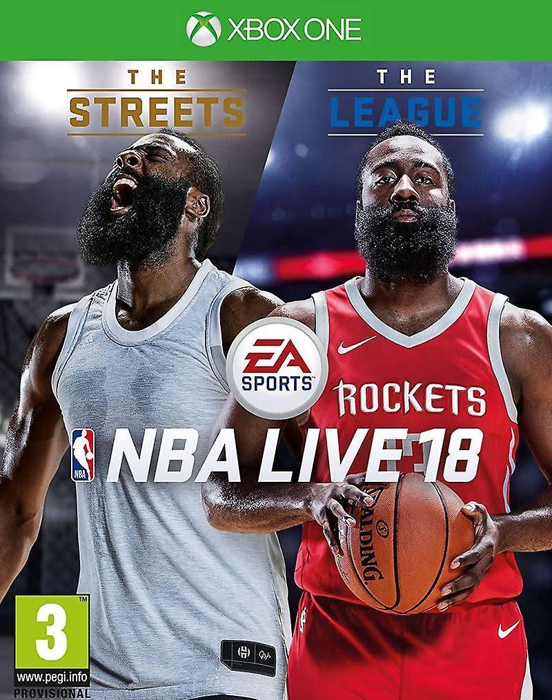 NBA LIVE 18: The One Edition (Xbox One) dit weekend gratis speelbaar en in de aanbieding voor €10 @ MS Store