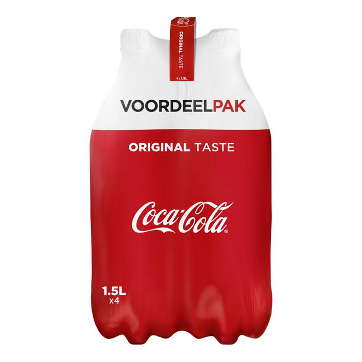 The Coke Report, Coca Cola 4x1,5L €6,19 @Albert Heijn v.a. ma. 22-1