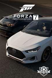 [XBox One/PC] Gratis autopack Forza Motorsport 7: 2019 Hyundai Veloster N en Turbo @ Microsoft Store