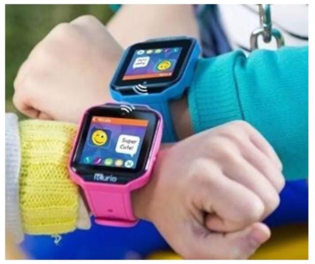 Kurio C16500 kids Smartwatch  in roze of blauw €24,99 @ Kruidvat