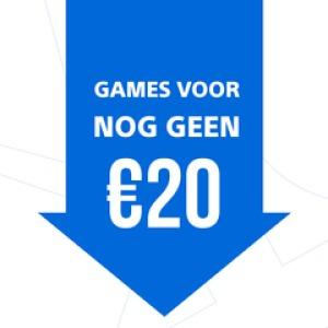 Games onder de €20 + Digital Zone @ PSN
