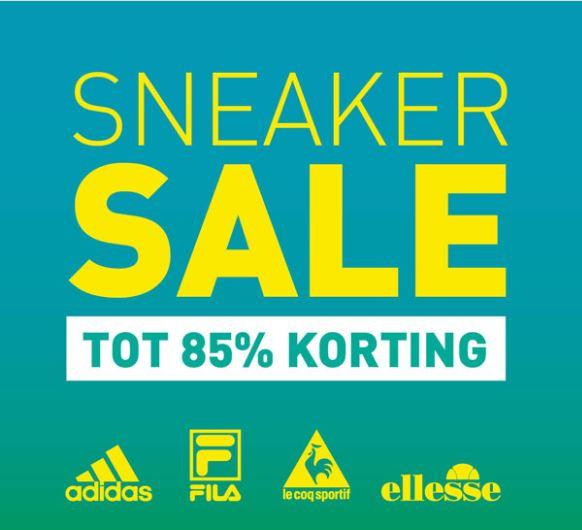 Veel sneakers voor €10, €15, €20 en €25 online
