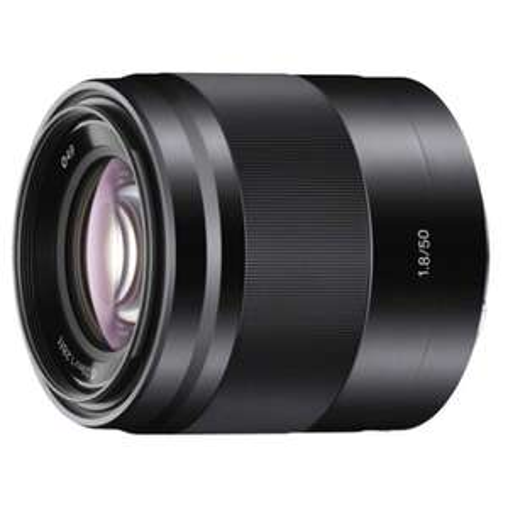 Sony objectief 50mm F/1.8 SEL50F18